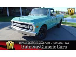 1969 Chevrolet C/K 20 For Sale | ClassicCars.com | CC-1141799