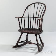 Painted Sack-back Windsor Rocking Chair By Skinner - 1122487 ... Grain Painted Spindle Back Rocking Chair 19th Century Red Primitive Antique Hand Childs Wwwthepaintedflower American Black Wood Windsor Colonial Kids Wooden Handpainted Ranch Armchair Rare C 1750 Five Slat Ladderback Rocker W Scenes And Tall Post Finials 1960s Black Rocking Chair Spray Find It Make Love Merry Products White Mpgpt41110wp Beach Natural Lumber Hot Sell 2016 New Office Chairs Buy Farmhouse Milk Paint 101 A Purdy Little House Pating At Patingvalleycom Explore Cane Picket