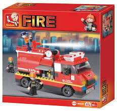 M38-B0220 - Sluban - Building Blocks Fire Serie Large Fire Truck ... Large Fire Engine Truck 36cm Colctible Vintage Style Tin Plate Best Large Battery Operated Fire Truck For Sale In Prince Albert Amazoncom Children Engine Popup Playhouse Play Sprinkler Toy Electric Remote Control Car Waterjet Dickie Toys Action Brigade Vehicle Ebay City Brickset Lego Set Guide And Database Build The Clics Fire Engine Toy Extinguish Any Clictoys Promotional Stress Balls With Custom Logo 157 Ea Fun Trucks For Kids From Wooden Or Plastic That Spray Double E Rc Category Steel Tanker Firewolf Motors Hubley Late 1920s Ladder The Curious