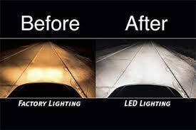 putco 260h13w putco led headlight bulb conversion kits free