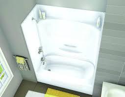 Home Depot Bathtub Surround by One Piece Acrylic Bathtub Shower U2013 Modafizone Co