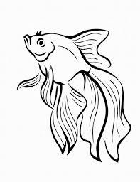 Aquarium Fish Coloring Pages Ideas Ocean Pictures To Print Animal