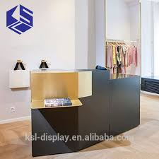 KSL Wooden Slatwall Clothing Rack Display Portable T Shirt Floor Stand