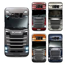 100 Truck Phone SCANIA Phone Case For Samsung Galaxy S7 Edge S6 S5 S8 S9 Plus
