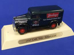 Buffalo Road Imports. Yorkshire 1917 Steam Truck LOWENBRAU TRUCK ...