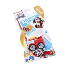 Playskool Heroes Transformers Rescue Bots Flip Racers H