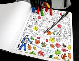 You Can Use Colored Pencils Markers And Even Crayons To Color In This Book I Think Fine Tipped Work Best Was Happy That The Paper