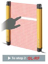 Keyence Light Curtain Manual Pdf by Step 1 Select The Light Curtain Type Gl R Series Keyence
