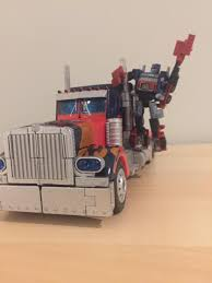 I Present Optimus Prime Riding Optimus Prime. You Can Die Happy Now ...