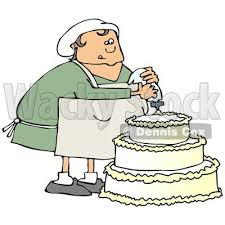 Icing clipart cake baker 4