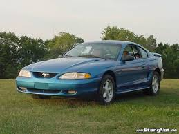 Ford Mustang History 1995