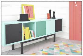 meuble de cuisine fly meuble bar fly avec buffet blanc laqu fly gallery of simple buffet