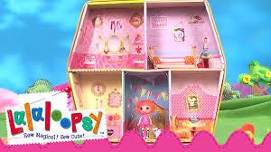 Lalaloopsy Bed Set by Mini Lalaloopsy Carry Along Playhouse We U0027re Lalaloopsy Now