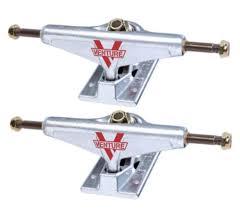 100 Venture Skateboard Trucks New VENTURE Polished 525 High 888560008083 EBay