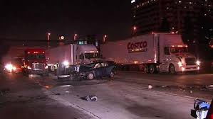 Big Rig Crash Closes Freeway In Pasadena - NBC Southern California Overturned Fedex Truck Blocks Metro Gold Line Tracks In Pasadena Tractor Trailer Accident Legal Firm Tx Truck New 2018 Ford F150 For Salelease Ice Cream Trucks Ice Princess Retro Cream Big Rig Crash Closes Freeway Nbc Southern California Mcdonalds Flips And Spills Milk All Over 210 Just Two Brothers Food Trailers Trucks Maker Texas Facebook Deputies Pursue Pickup Stolen From San Bernardino To Custom Built Nationwide Ar Tristan Witte Fatal The Lawyers