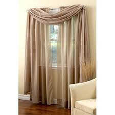 Boscovs Lace Curtains by Reverie Snow Voile Curtain Collection Boscov U0027s