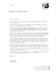 Example Letters Of Recommendation For Students Letter Format