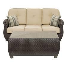 Patio Furniture Cushions Sunbrella by Sunbrella Outdoor Sofa Cushions For Patio Furniture Amazon Com