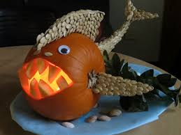 Free Shark Pumpkin Carving Templates by Happy Halloween Maclachlan Group Blog