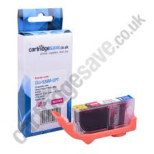 Compatible Magenta Canon CLI 526M Printer Cartridge