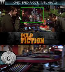 Pulp Fiction Pumpkin by Pulp Fiction 1994 Hollywood Subliminals
