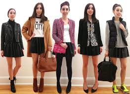How To Wear A Leather Skirt 5 Styles Try