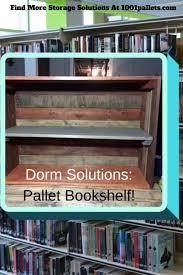 diy pallet bookshelf u0026 pallet bookcase u2022 pallet ideas u2022 1001 pallets