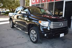 Pre-Owned 2015 Toyota Tundra 4WD Truck Platinum Crew Cab Pickup In ...