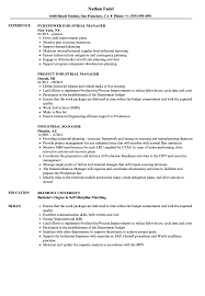 Industrial Manager Resume Samples   Velvet Jobs 9 Elementary Education Resume Examples Cover Letter Write A Resume Career Center Usc 21 Inspiring Ux Designer Rumes And Why They Work Free Sample Template Writing Real Estate Agent Guide Genius Best Communications Specialist Example Livecareer Teacher 2019 Examples Templates Orfalea Student Services Tips Internship Samples College Education Curriculum Vitae
