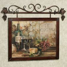 Tuscan Wall Decor For Kitchen by Kitchen Tuscan Wall Decor With Ta Home Decor Also Kitchen Canvas