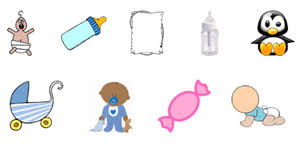 Free Baby Shower Clip Art You Can Download Right Now