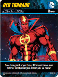 game preview dc comics deck building game heroes unite