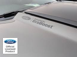 100 Ford Stickers For Trucks 20152019 Mustang Powered By Ecoboost Hood Decals Vinyl Sticker Graphic