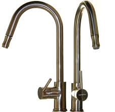 Pull Down Kitchen Faucets by Ispring L8209bn Euro Modern Contemporary Single Handle Pull Down