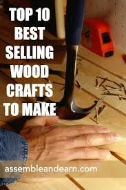 25 unique woodworking projects that sell ideas on pinterest