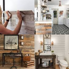 Part 3 Alternative Materials And Methods To Get The Look With Less Work Hint Shiplap Wallpaper