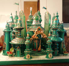 Silo Christmas Tree Farm Temple by Glass Sculpture Of The Emerald City The Emerald City Pinterest