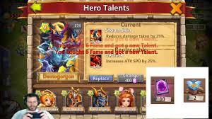 Pumpkin Duke Castle Clash Hack by Finally Getting Demogorgon Rolling 70 000 Gems For Talents Castle