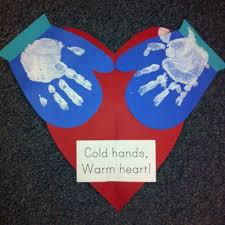 Arts And Crafts For Preschoolers Winter Work Art Ideas Images Visual Kids On Simple