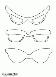 Free Printable Sunglasses Clipart