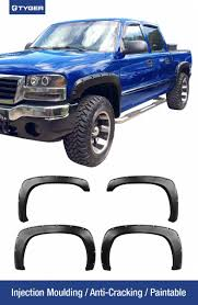 Pocket Bolt-Riveted Style Fender Flares For 2009-2007 Chevy ... Chevrolet Bushwacker 42018 Chevy Silverado Pocket Style Fender Flares 092014 F150 Pocketstyle Large 2092702 Toyota Pickup Jungle 52017 Prepainted Help Need Pictures Of Ur Trucks With Fender Flares Ford Amazoncom 20902 Oe Flare Set Extafender 12006 2500hd 3102011 Cout Fits 8995 Pickup Lund Rx Riveted Autoaccsoriesgaragecom Egr Oem Fast Free Shipping