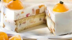 fruchtige joghurt sahne torte