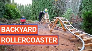 Amazing DIY Backyard Rollercoaster Video 2016 | Daily Heart Beat ... Rdiy Outnback Negative G Backyard Roller Coaster Album On Imgur Wisconsin Teens Build Their Own Backyard Roller Coaster Youtube Dad Builds Hot Wheels Extreme Thrill Kids Step2 Home Made Wood Hacked Gadgets Diy Tech Blog Retired Engineer Built A For His Grandkids Qugriz With Loop Outdoor Fniture Design And Ideas Pvc Rollcoaster 2015 Project Designing A Safe Paul Gregg Parts Of Universals Incredible Hulk Set For Scrapyard