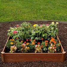 Greenland Gardener Raised Bed Garden Kit by Raised Bed Garden Kit Walmart Home Outdoor Decoration