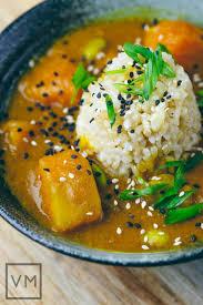 Japanese Pumpkin Croquette Recipe by Vegan Japanese Kabocha Curry Vegan Miam