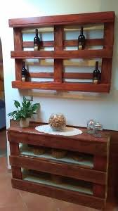 Pallet Shelves Ideas For Your Home