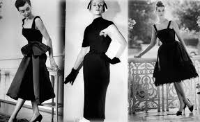 The Little Black Dress A Brief History Style Features Paste