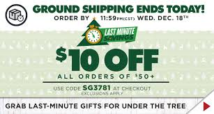 Get $10 Off $50 With Coupon