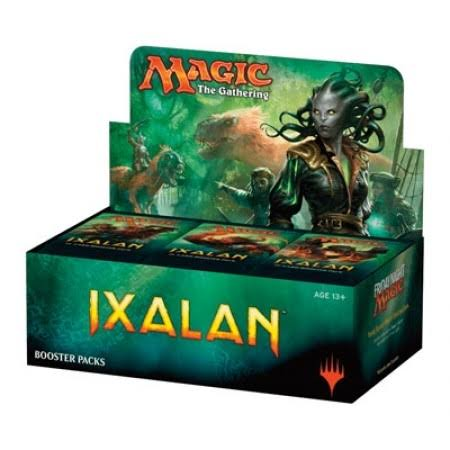 Magic The Gathering - Ixalan - Booster Box