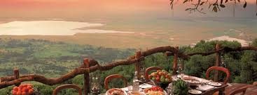 100 Crater Lodge Ngorongoro Tanzania Africa Luxury Safari
